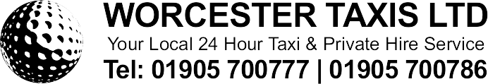 Contact Worcester Taxi